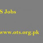 OTS Jobs www.ots.org.pk