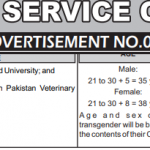 PPSC Lahore Livestock and Dairy Development Department Jobs Apply Online