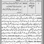 Livestock & Dairy Development Department Peshawar jobs ATS Application Form Roll No Slip