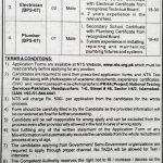 Pakhtunkhwa Highways Authority PKHA NTS Jobs Application Form Download